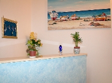Ingresso Reception Bed and Breakfast - B&B Casa Vacanze I Delfini - Fondachello Mascali